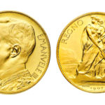 イタリア 1907年 豊穣の女神 100リレ PROVA(試作貨)金貨 NGC SP 66+★【入札期限:2020年12月7日】